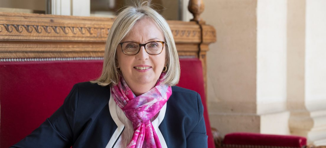 19 avril 2019 : Mme Pascale Boyer